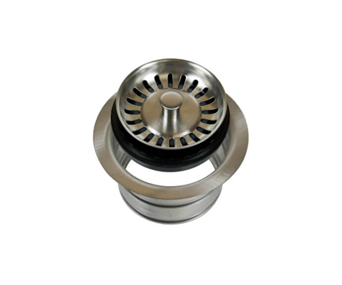 MOUNTAIN MT202/VB DISPOSAL FLANGE W/ BASKET STRAINER FOR DEEP FIRECLAY APPLICATIONS VENETIAN (FITS ISE) MC274546