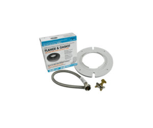Toilet Installation Kit (includes Wax Ring with Gasket)