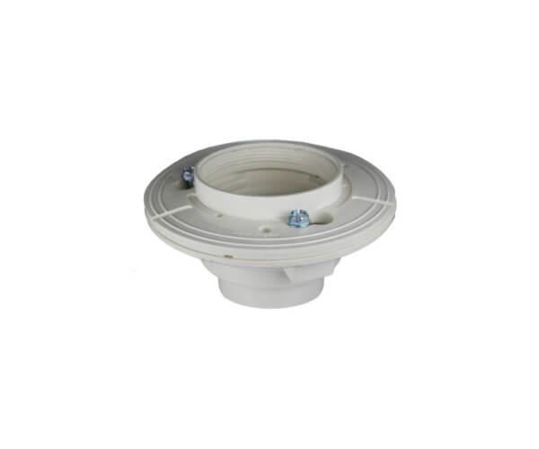 Shower Drain Body - PVC Rough - Use w/ MT509-GRID